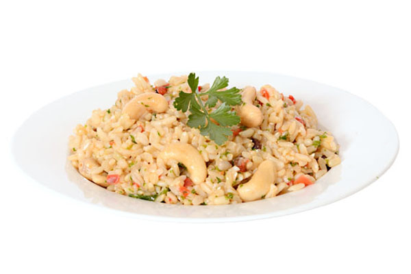 Brown Rice Salad - Food