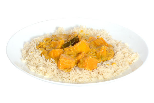 Butternut Chicken - Food