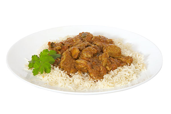 Chicken Curry - Food