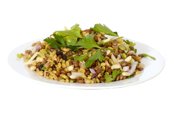 Cyproit Grain Salad - Food