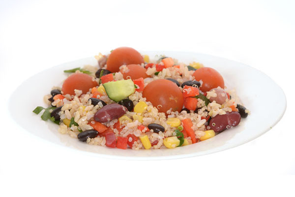 Mexican Quinoa Salad - Food