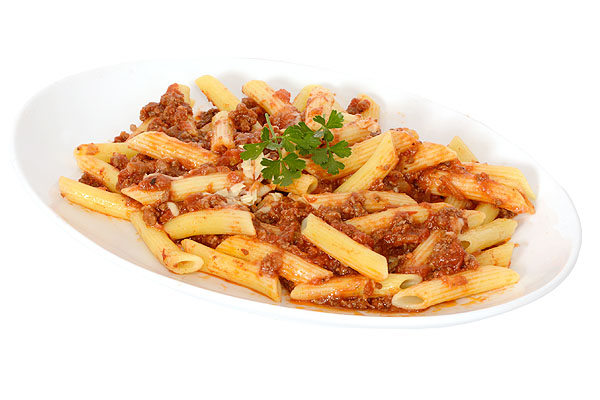 Penne Bolognese - Food