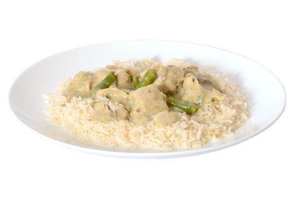 Thai Green Chicken Curry - Food